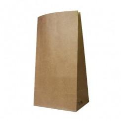 Пакет крафт бурый без дизайна